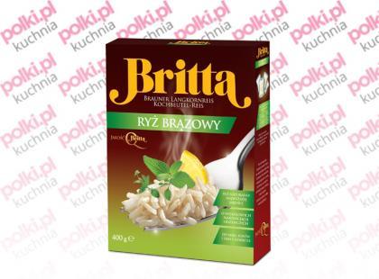 Ryż Brązowy Britta