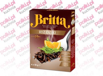 Ryż Dziki marki Britta