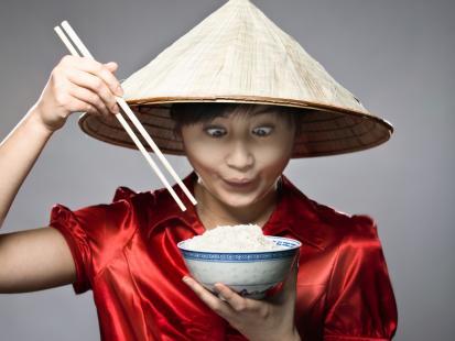 Ryż na zdrowie!