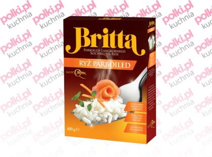 Ryż Parboiled marki Britta