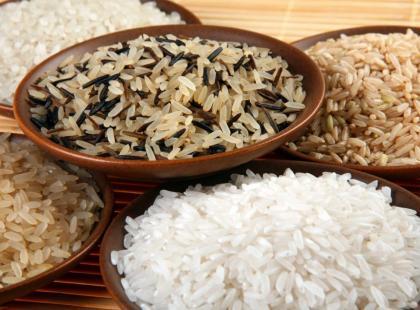 Ryż - podstawowy składnik sushi