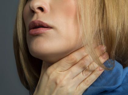 Ryzyko anginy wciąż jest wysokie! Sprawdź, jak się ją leczy!