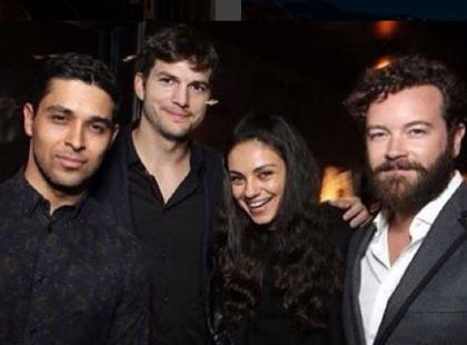 Rzadki widok! Kunis i Kutcher powrócili do wspólnego bywania na salonach
