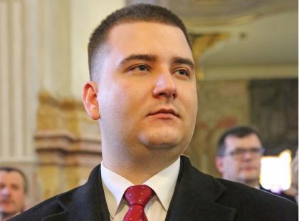 Rzecznik Ministerstwa Obrony Narodowej królem imprezy w białostockim klubie. Jak się bawił?