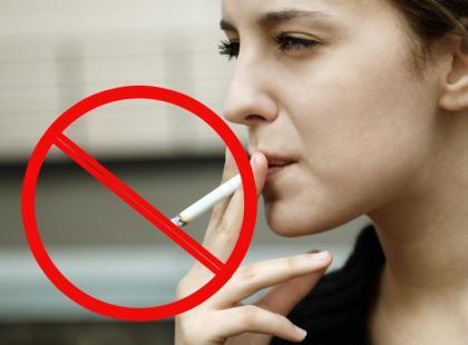 Rzuć palenie i nie przytyj