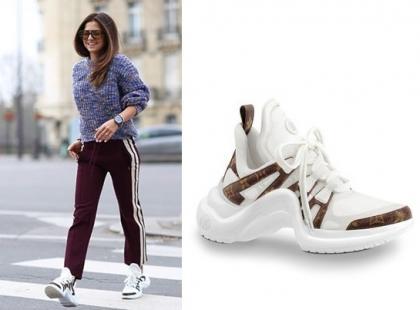 Są brzydkie i horrendalnie drogie! W czym tkwi sekret butów, które pokochała Anna Lewandowska?