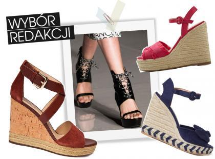 Są wygodniejsze niż sandały na obcasie, ale równie stylowe i kobiece!