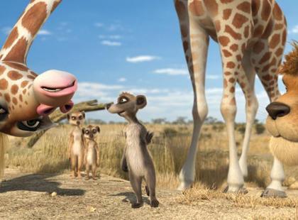 """Safari 3D"""
