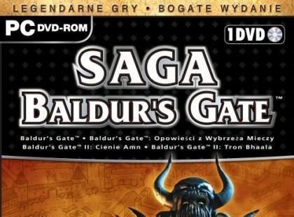 Saga Baldur's Gate
