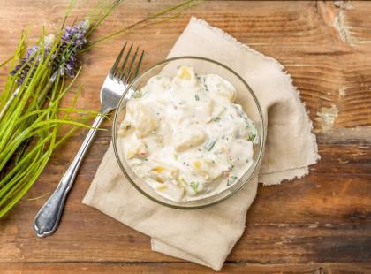 Sałatka ziemniaczana - najlepsze przepisy prosto z Niemiec!