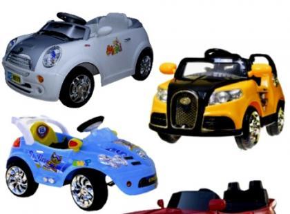Samochody na akumulator – galeria