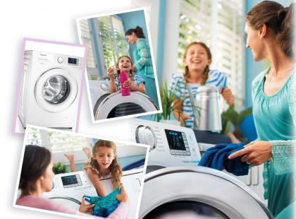 SAMSUNG Eco Bubble - pralka nowej generacji