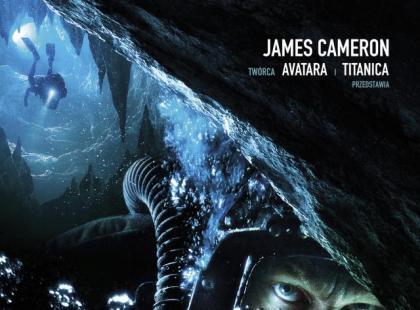 """Sanctum 3D"" - nowy film Jamesa Camerona"