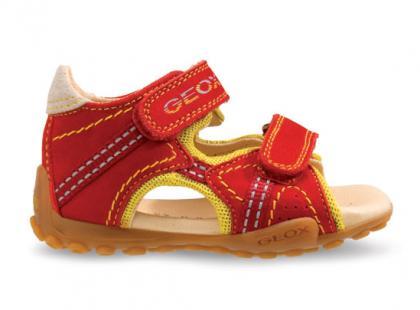 Sandałki dziecięce Geox