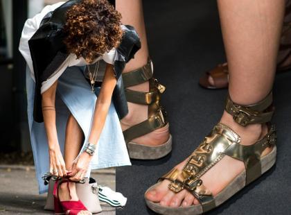 Sandały damskie na każdą okazję - oby do lata!