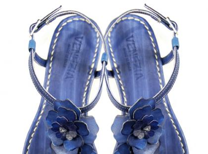 Sandały i klapki Venezia na wiosnę i lato 2011