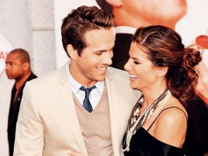 Sandra Bullock i Ryan Reynolds - Romans czy miłość