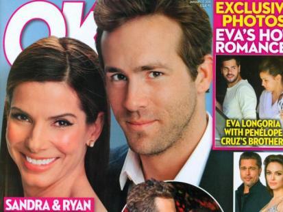 Sandra Bullock i Ryan Reynolds są parą!