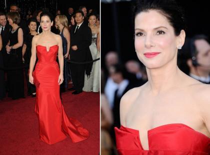 Sandra Bullock - Piękniejsza z wiekiem