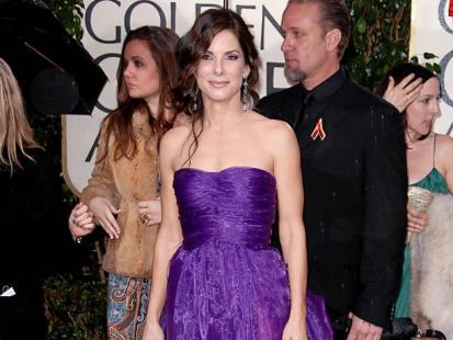 "Sandra Bullock w filmie ""The Blind Side"""
