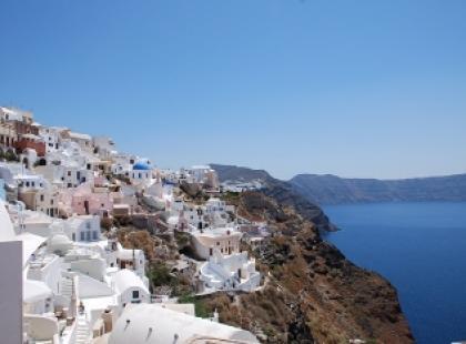 Santorini – perła w greckiej koronie