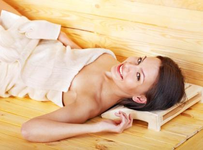 Sauna przyspiesza odchudzanie - popularny mit