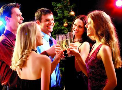 Savoir vivre na przyjęciu