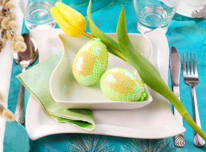 Savoir-vivre podczas Wielkanocy