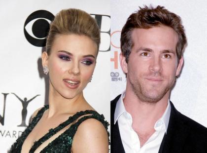 Scarlett Johansson i Ryan Reynolds rozstali się!