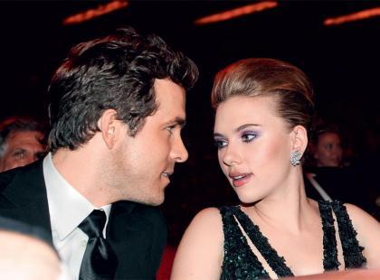 Scarlett Johansson i Ryan Reynolds - To koniec, kochanie!