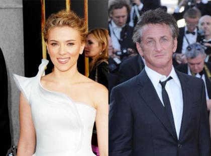 Scarlett Johansson i Sean Penn rozstali się!