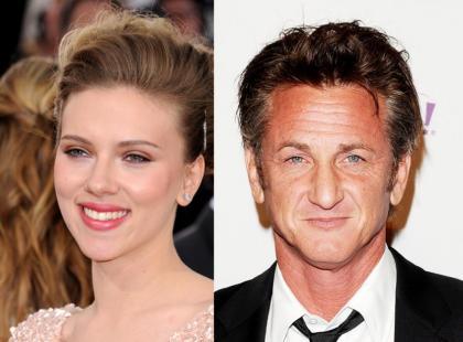 Scarlett Johansson  i Sean Penn zamieszkali razem