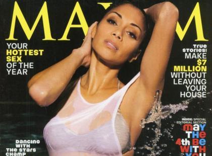 Scherzinger, Mendes i Rihanna na okładkach topowych magazynów