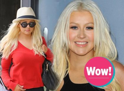 Schudnij jak Christina Aguilera!