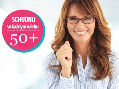Schudnij mimo wieku: dieta dla kobiet 50+