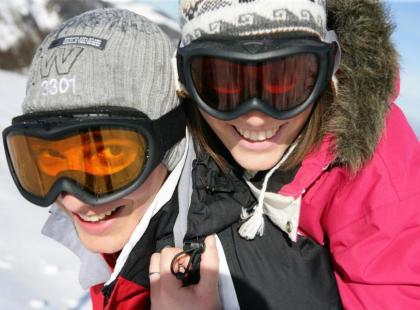 Schudnij na nartach - sezon w pełni