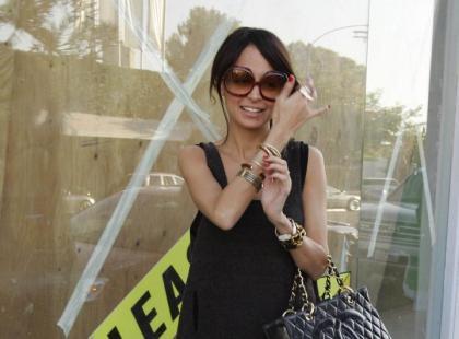 Ściągawka ze stylu Nicole Richie