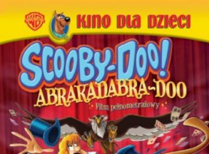 """Scooby-Doo: Abrakadabra-Doo"" tylko na DVD!"