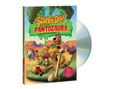 Scooby-Doo! Epoka Pantozaura na DVD