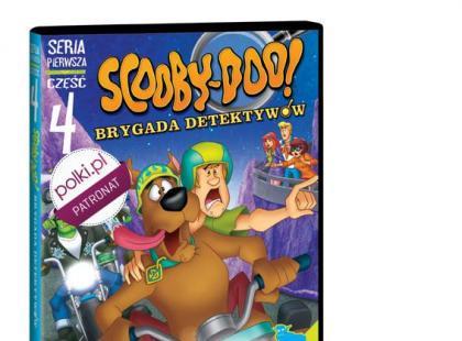 Scooby Doo i Brygada detektywów cz.4 na DVD