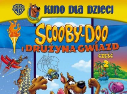 """""""Scooby-Doo i drużyna gwiazd"""""""