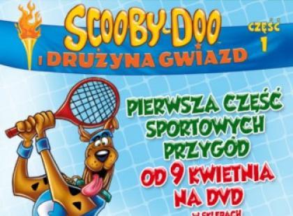 """""""Scooby-Doo i drużyna gwiazd"""" na DVD!!!"""