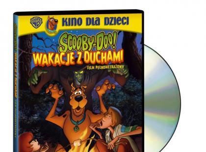 """""""Scooby-Doo wakacje z duchami"""" na DVD"""