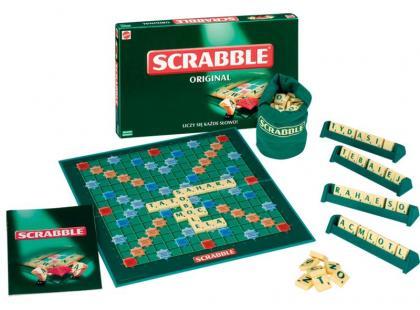 Scrabble – zabawa dla całej rodziny