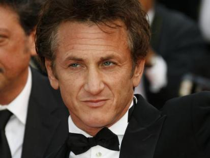 Sean Penn chce gejowskiego seksu