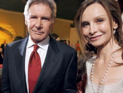 Sekretny ślub Harrisona Forda i Calisty Flockhart