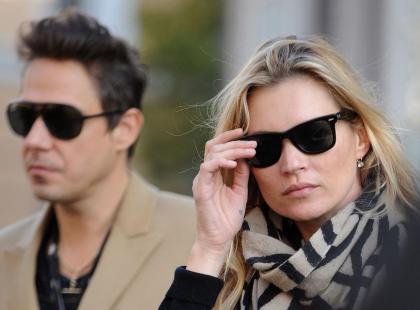 Sekretny ślub Kate Moss