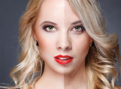 Sekrety modelowania twarzy - nasze rady