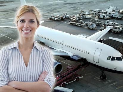 Sekrety pracy stewardessy