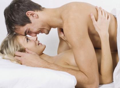 Seks-pozycje: On na górze